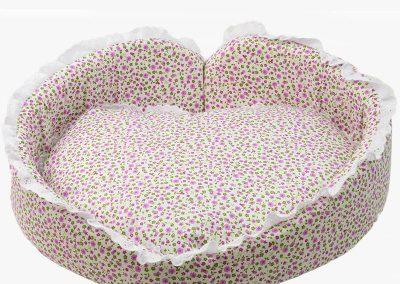 cuccia-cane-forma-cuore-fiorellini